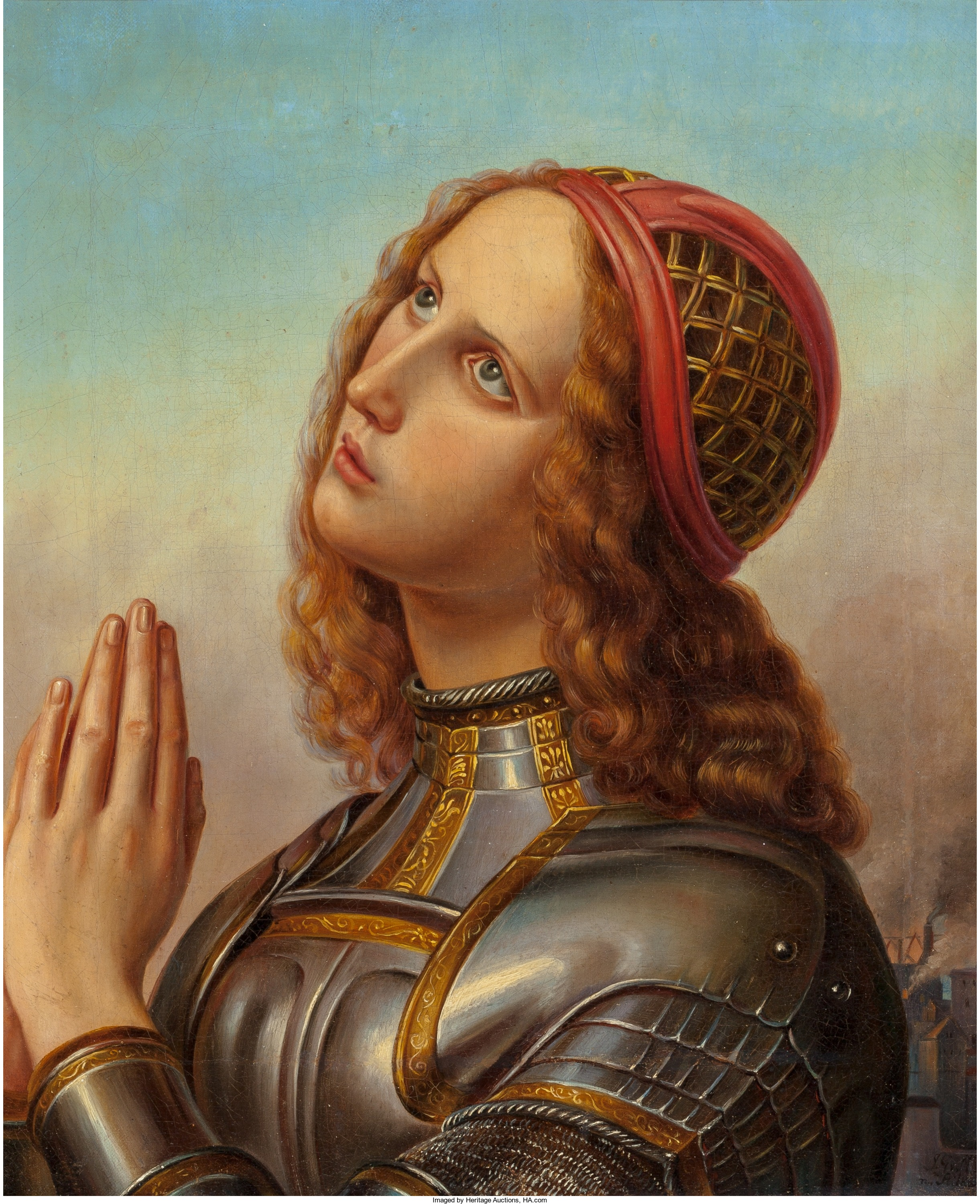 when is joan for arc born