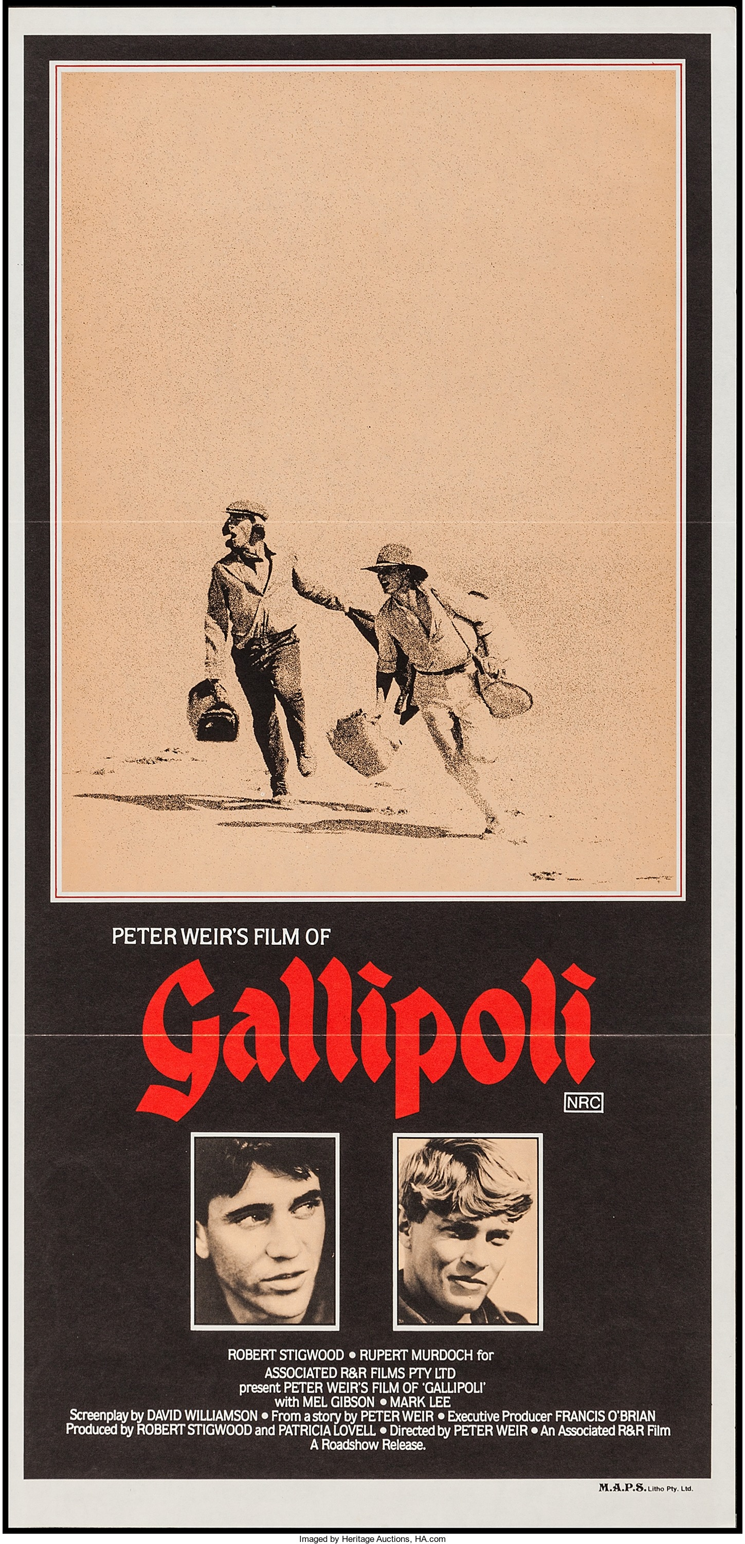 significants of gallipoli film and documentry essay