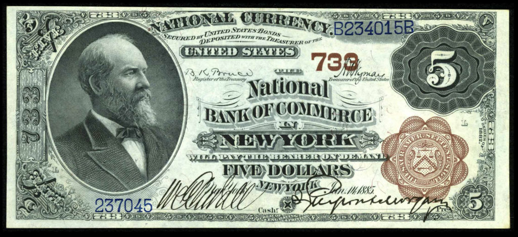5-brown-back-bears-signature-of-new-york-financier-j-pierpont-morgan-a
