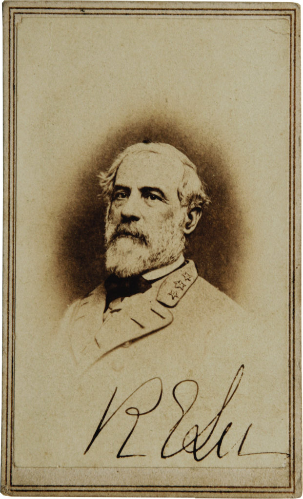 robert-e-lee-signed-carte-de-visite