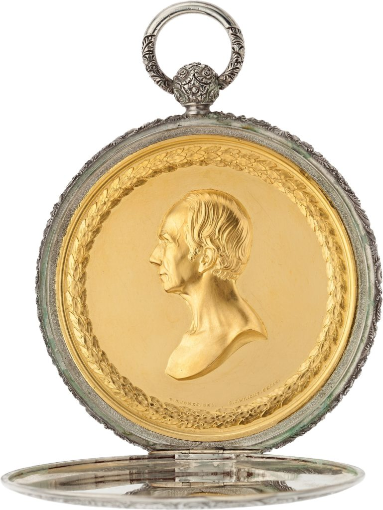 medal-struck-for-henry-clay