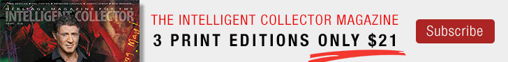 The Intelligent Collector - Print Editions $21