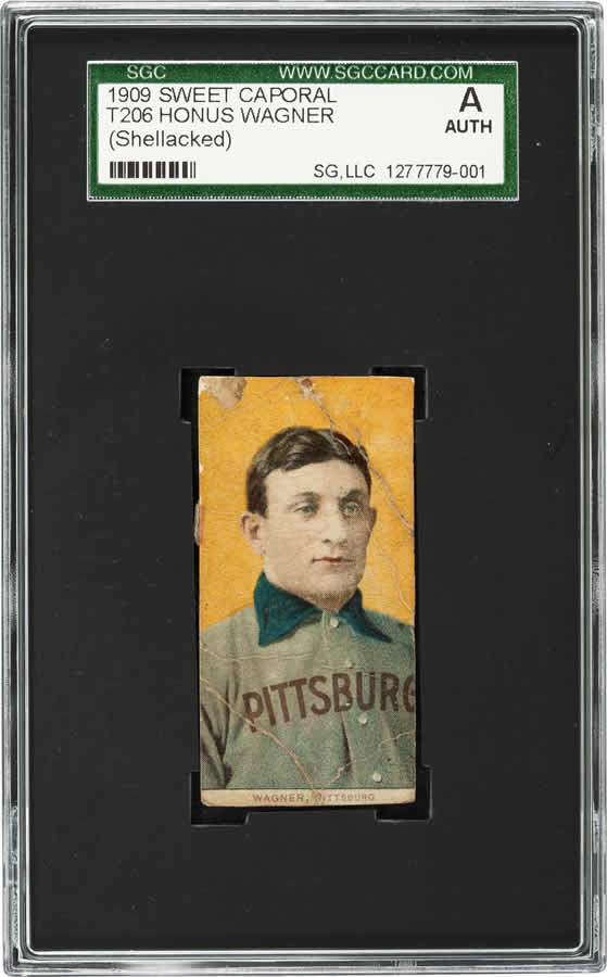 Honus Wagner-Fave Things