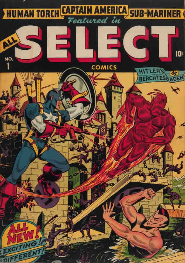 All Select Comics No. 1