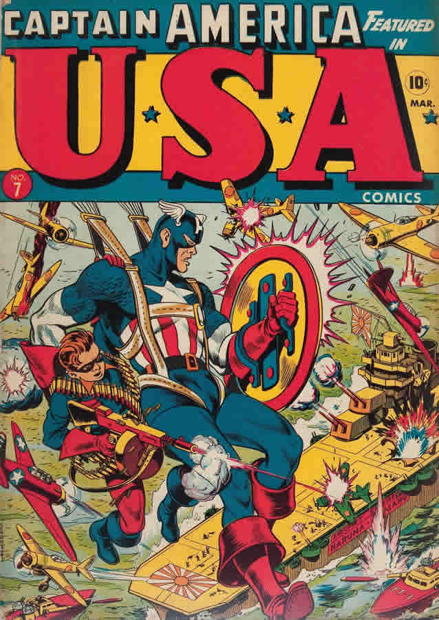 USA Comics No. 7