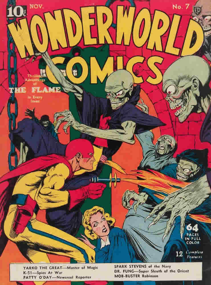 Wonderworld Comics No. 7