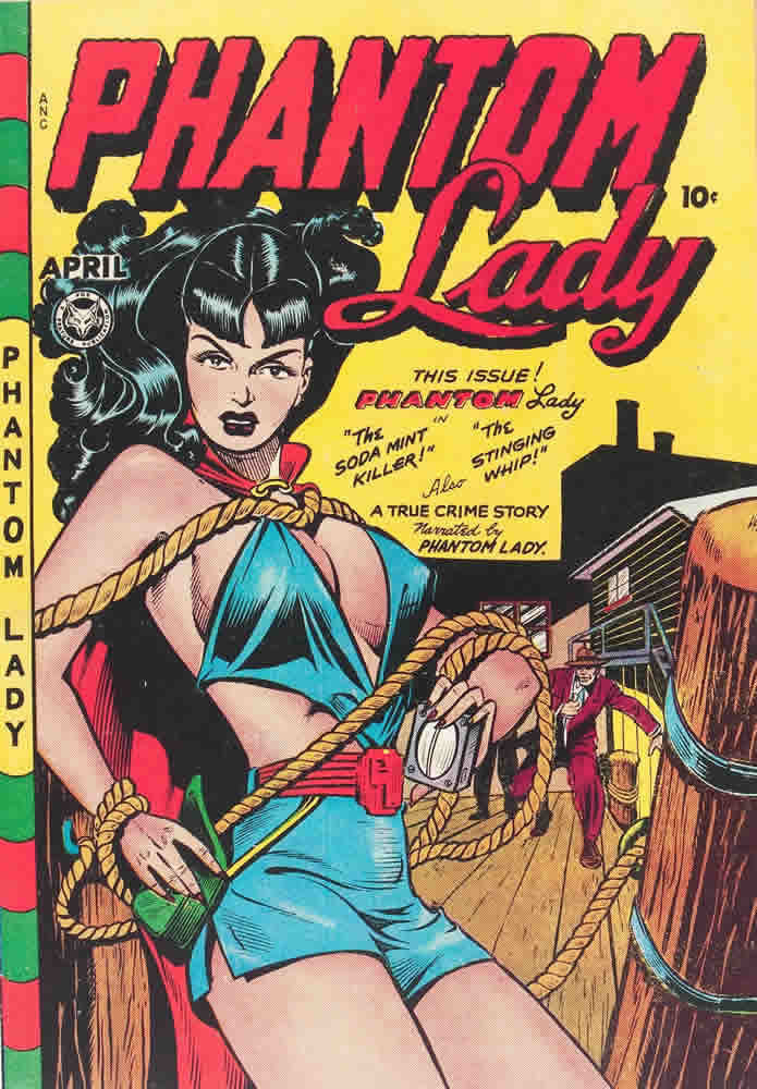 Phantom Lady No. 17