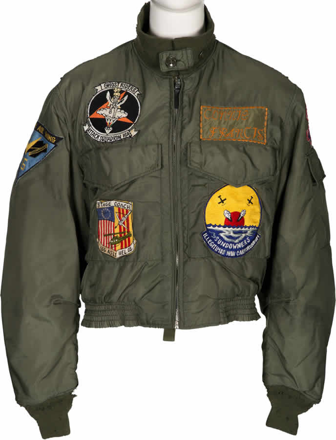 Connie Francis Military Jacket