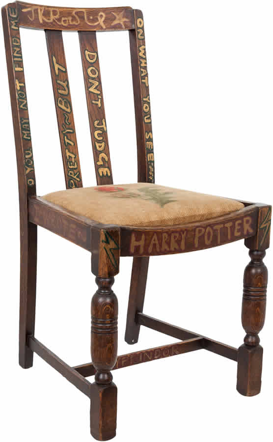 KIDS Potter Chair