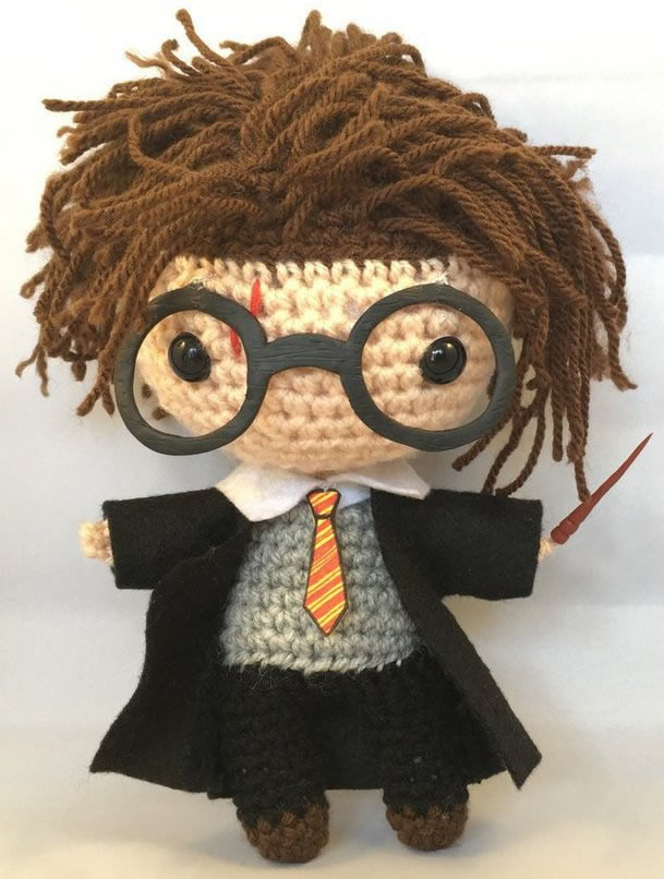 KIDS Potter plush