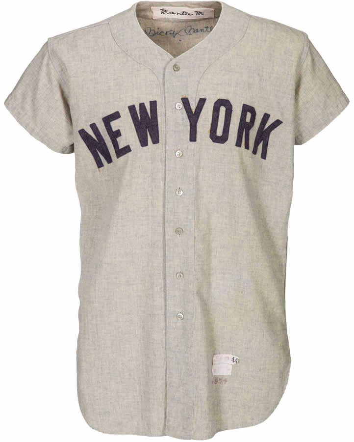 1954 Mantle Jersey