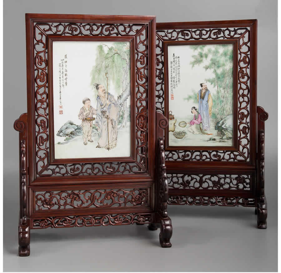 DECORATIVE ASIAN ART