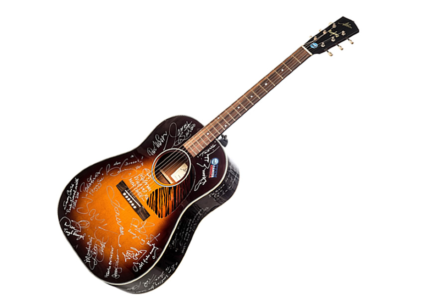 Holly guitar