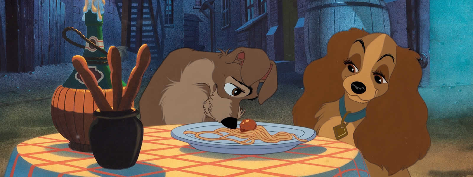 Lady And The Tramp The Intelligent Collector